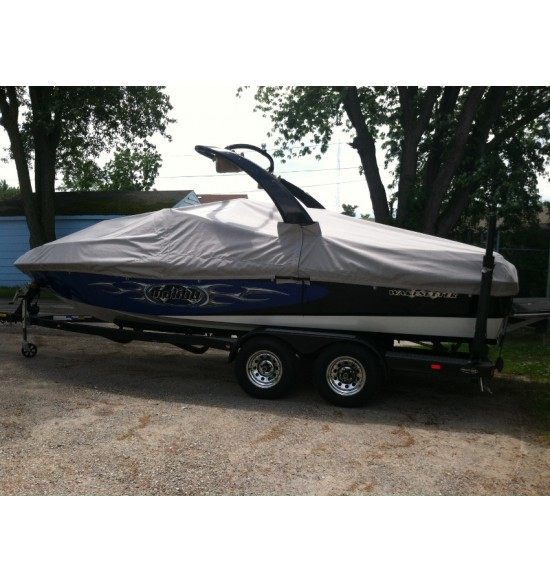 Malibu Wakesetter LSV-VLX 21' with Tower | 2005 - 2008