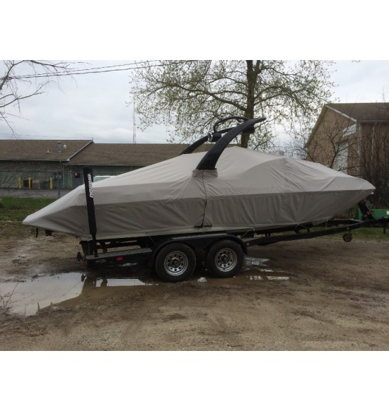 Malibu Wakesetter LSV-VLX 21' with Tower (Waterline Fit) | 2005 - 2008