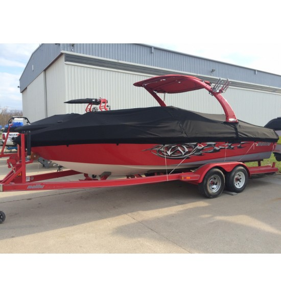 Malibu Wakesetter LSV-VLX 21' with G-3 Tower | 2009 - Present