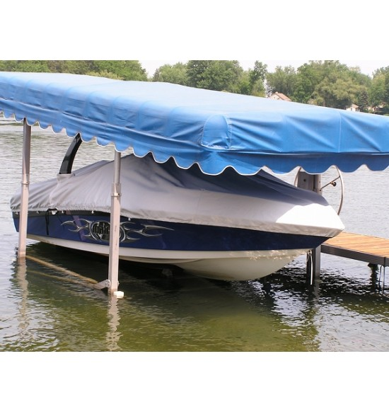 Malibu Wakesetter LSV-VLX 21' with Factory Tower | 2002 - 2004 Waterline fit