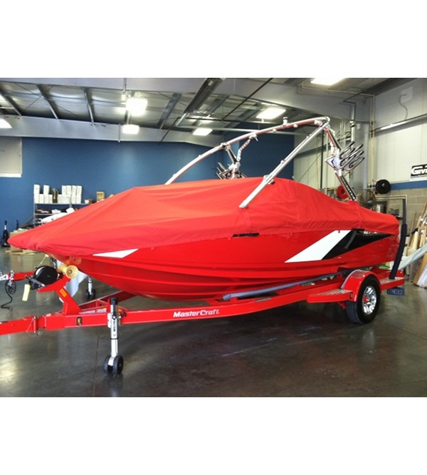 MasterCraft X-2 Bow Rider with Factory Tower | 2007 - 2011