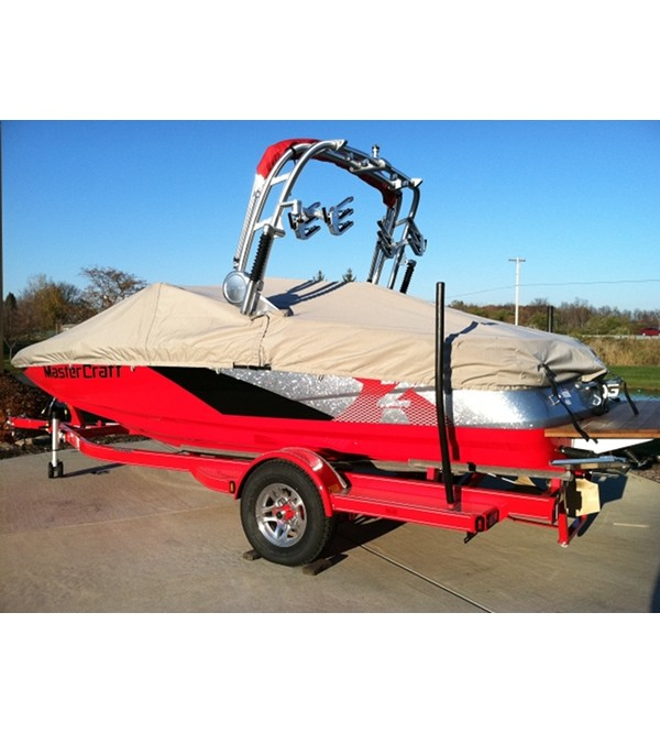 MasterCraft X-2 Bow Rider with ZFT2 Tower | 2012 - Present