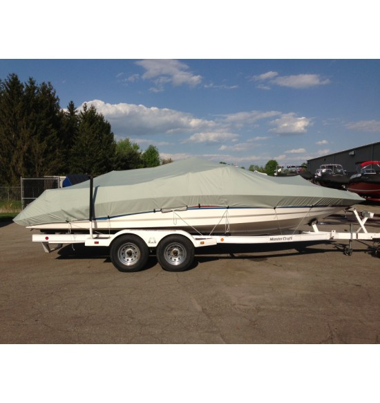 MasterCraft Maristar 225 Direct Drive Bow Rider (Covers Swim platform) | 1993 - 1997