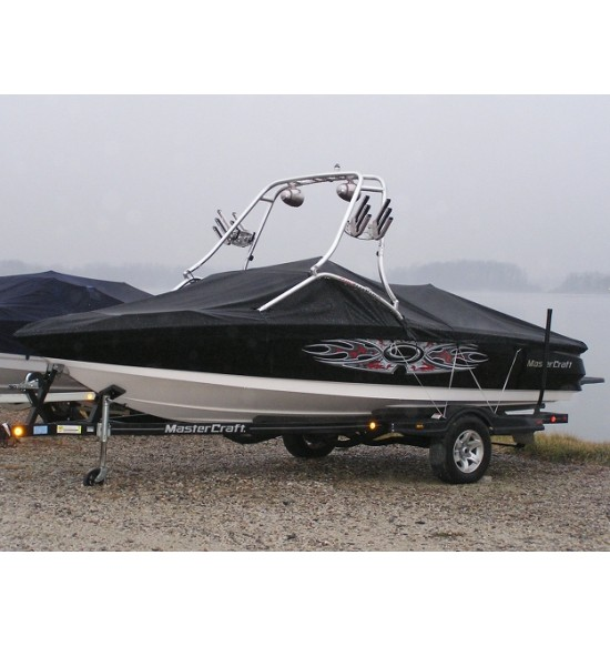 MasterCraft X-9 Bow Rider with Factory Tower | 2001 - 2004
