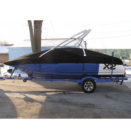 MasterCraft X-2 Bow Rider with Factory Tower | 2005