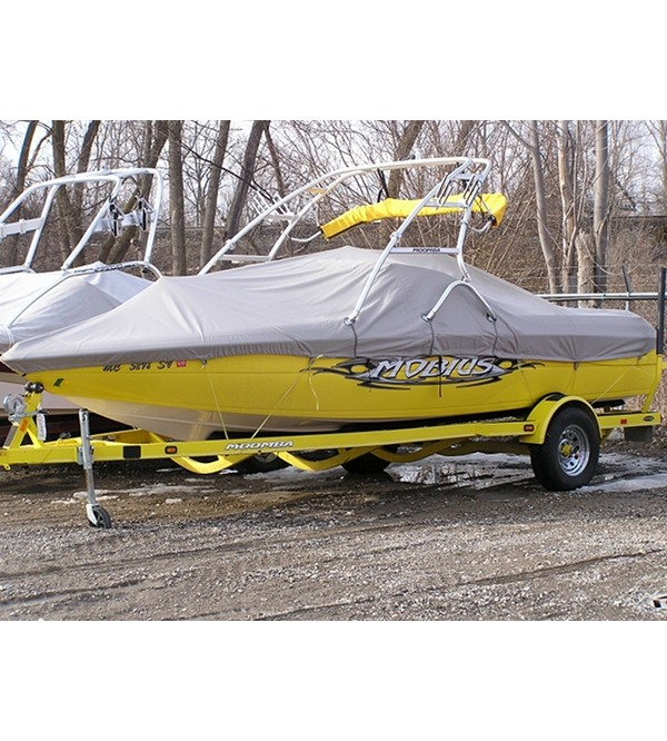 Moomba Mobius LSV  with Factory Tower | 2003 - 2008