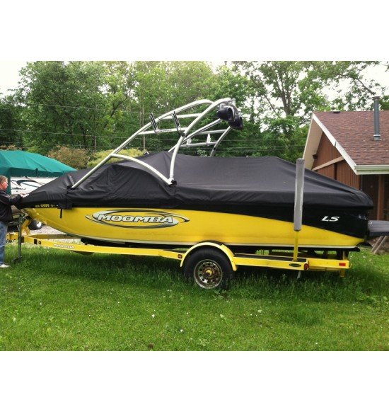 Moomba 20' Outback LS with Factory Tower | 2002 - 2008