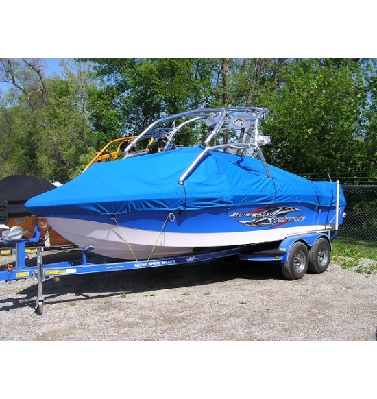Nautique 220 Super Air Bow Rider with Flight Control Tower | 2006 - 2009