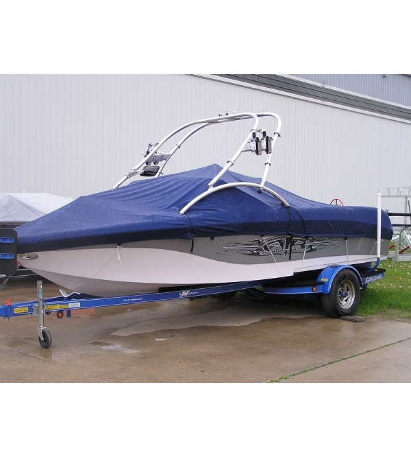 Nautique 211 Bow Rider with Flight Control Tower | 2006 - 2009