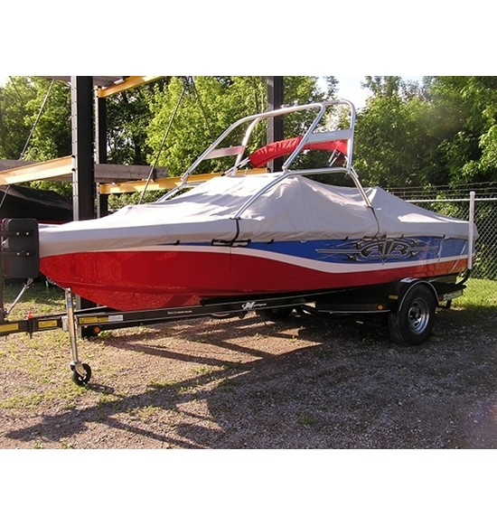 Nautique 206 Bow Rider with Flight Control Tower | 2003 - 2009