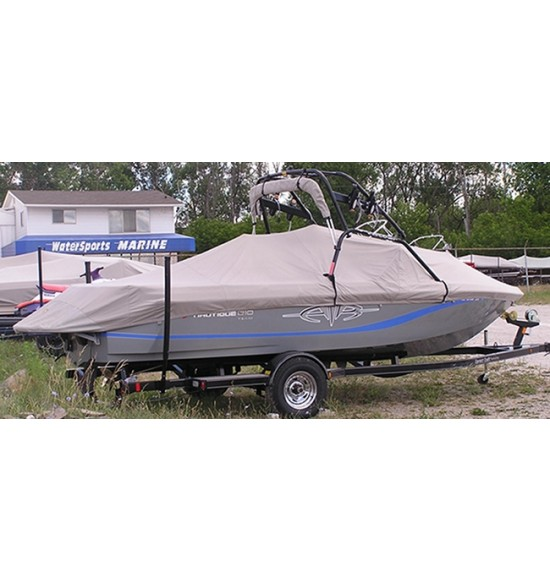 Nautique 210 Super Air with Flight Control Tower (Covers Swim Platform) | 2002 - 2006