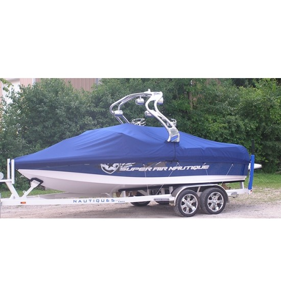 Nautique 210 Super Air with Flight Control Tower | 2007 - 2009