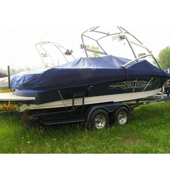Nautique 236 Bow Rider with Flight Control Tower | 2003 - 2009