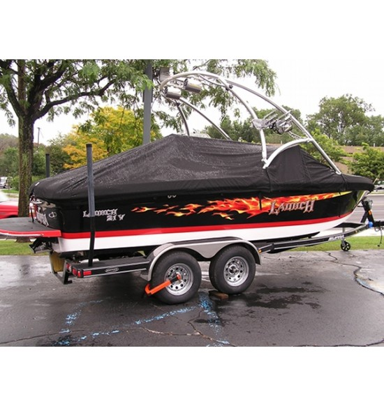 Supra Launch 21V Bow Rider with Factory Tower   2005 - 2008